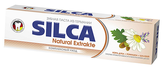 Паста Silca Natural Extrakte