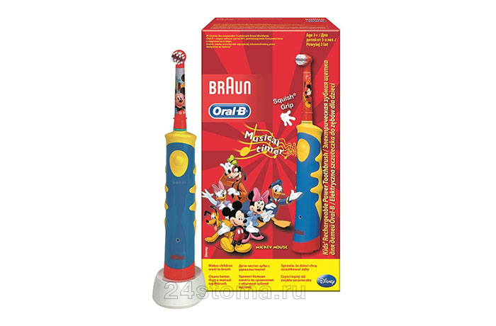 Oral-B Mickey KIDS